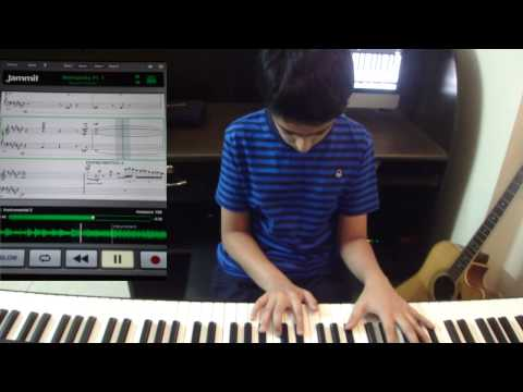 Metropolis Pt.1 Instrumental Section Keyboard Cover- Kashyap Iyengar
