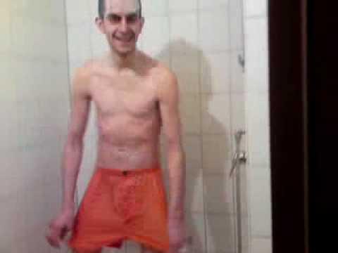 Steifen in der dusche