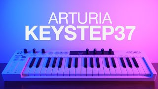 Arturia KeyStep 37 Review - Is It Worth To Upgrade?