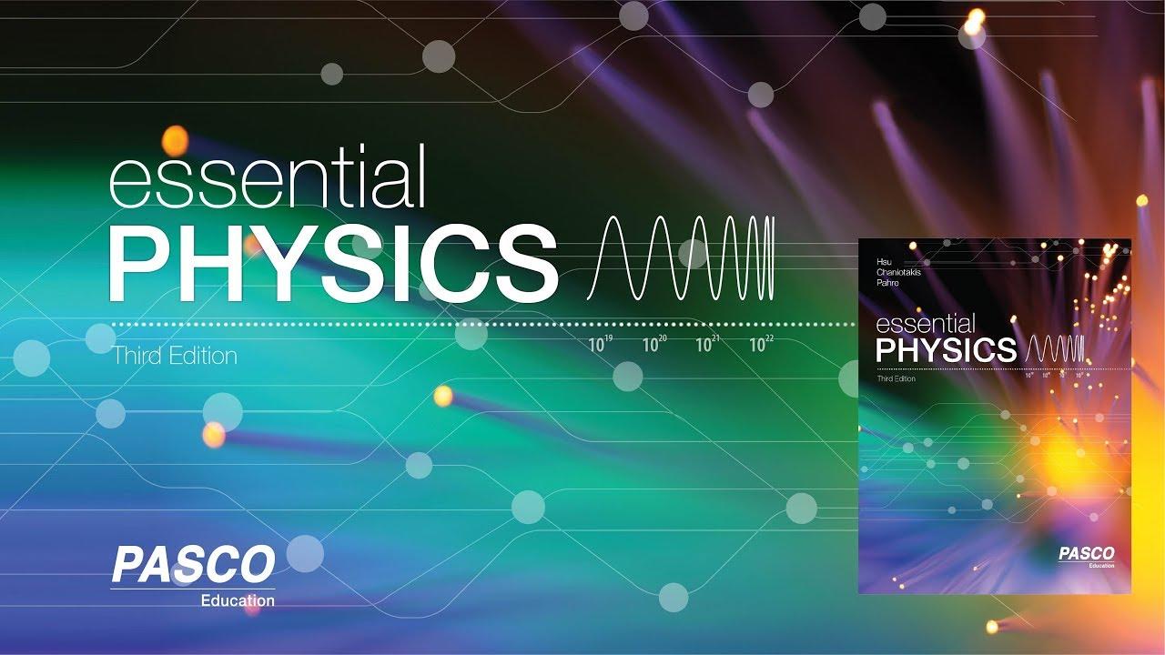 Essential Physics Textbook