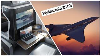 CONCORDE WRÓCI W 2019!