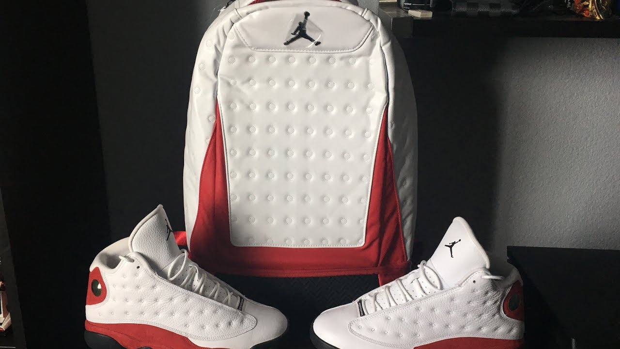 Jordan Retro 13 Backpack In Depth Review!
