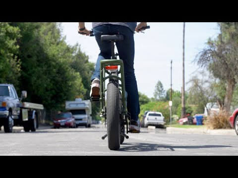 What I learned from buying and riding my first electric bike