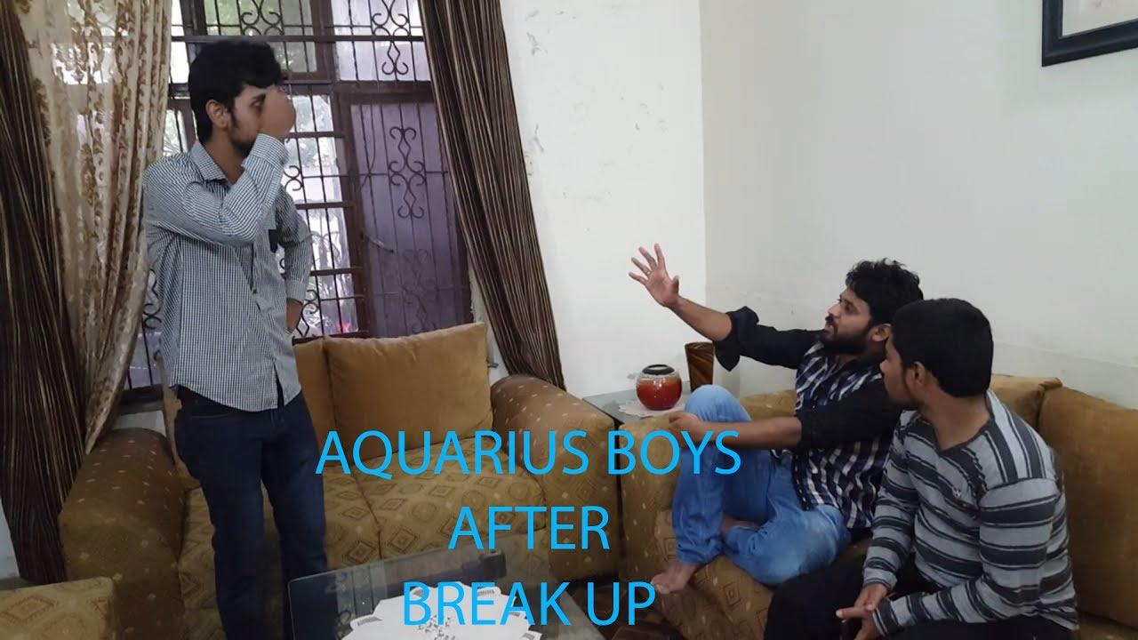 Aquarius boys After Breakup