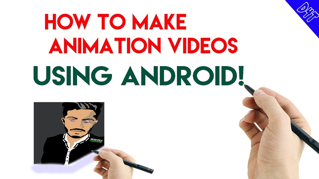 How To Make White Board Animation Videos With Android App
