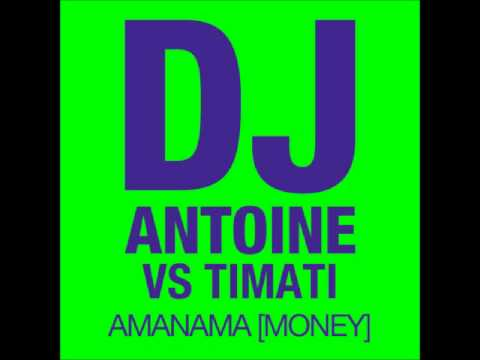 DJ Antoine Vs Timati - Amanama (Streat Edit)