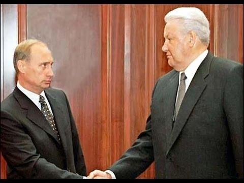El ascenso al Poder de Vladimir Putin