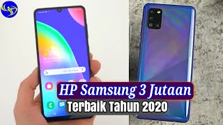 5 HP SAMSUNG 3 JUTAAN SPEK DEWA TERBAIK 2020.