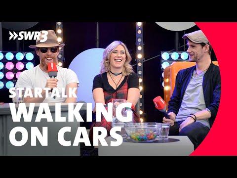 Walking on Cars spielen Walking on What? | New Pop Festival 2016