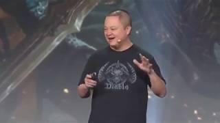 BlizzCon 2018 Diablo Immortal MOBILE Game Unveiled FULL