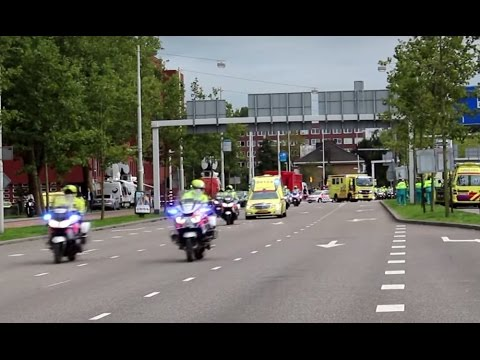327 Patients evacuated after VUMC Hospital Amsterdam had flooded [Part_3/5]