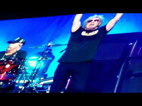 Sammy Hagar and The Circle - Houston, TX September 2017