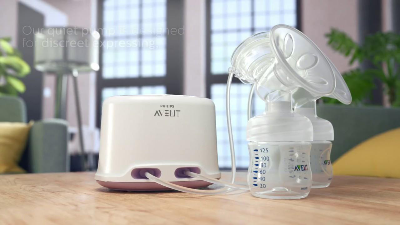 Ultra Comfort-bröstpump - Dubbel elektrisk bröstpump - Philips Avent ... 9e59b1def3fee