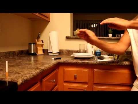 AMAZING!  Chi Master Throwing Energy Ball / Airbending