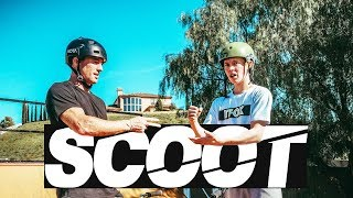 DAKOTA SCHUETZ VS TANNER FOX V3 | GAME OF SCOOT