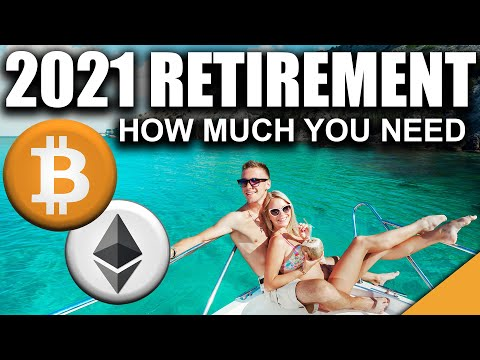 Retire RICH with Crypto in 2021 (How to Retire EARLY)