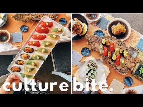 VEGAN SUSHI ∙ JAPANESE HOME COOKING ・Part 1