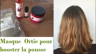 DIY: masque à l