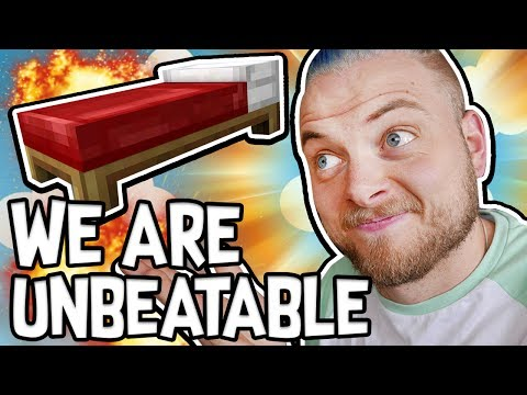 WE ARE UNBEATABLE in BEDWARS!! W/AshDubh