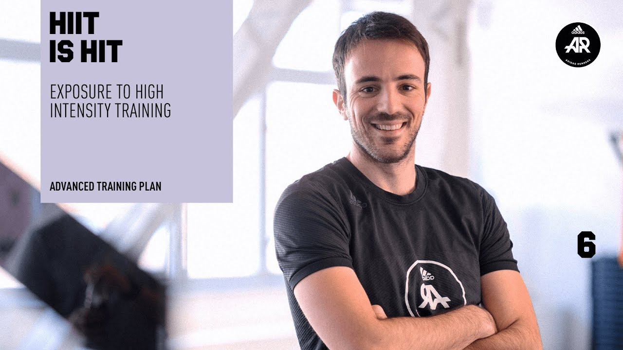 30 Day Training Plan for Advanced Runners: Ep 6 HIIT