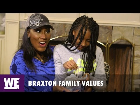 Braxton Family Values | Deleted Scene: Niece Needs Big Boobs? | WE tv