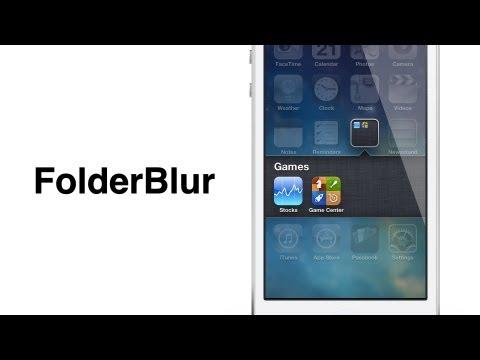FolderBlur