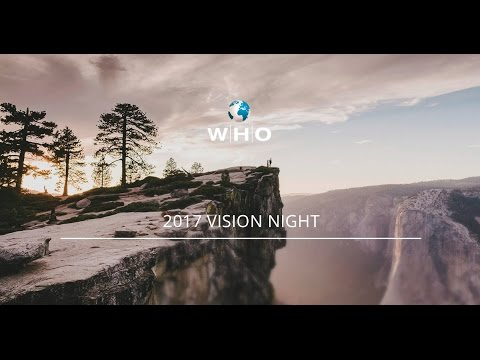 2017 Vision Night: The Word Made Flesh