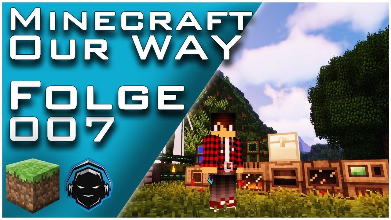 Download Die Erzverdreifachung mit Mekanism ⚙️ Minecraft - Our Way [007]