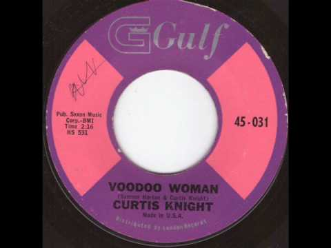 Curtis Knight - Voodoo Woman