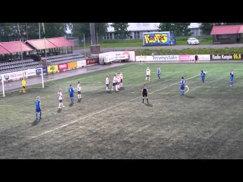 Freddy Adu freekick goal