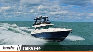 Tiara F44: First Look Video