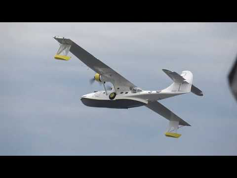 PBY Catalina-Rassemblement International des Hydravions-Biscarrosse 2018-4K
