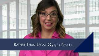 Deciphering the Lawyer Jargon | Clarify Every Legal Definition BEFORE You Sign