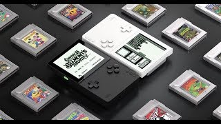 The Analogue Pocket brings FPGA to the Game Boy family