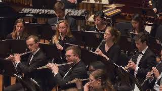 umich symphony band larry tuttle across the divide 2017