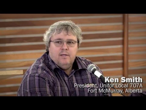 IDEAS for REAL CHANGE 2016: Climate Justice Now! – Ken Smith