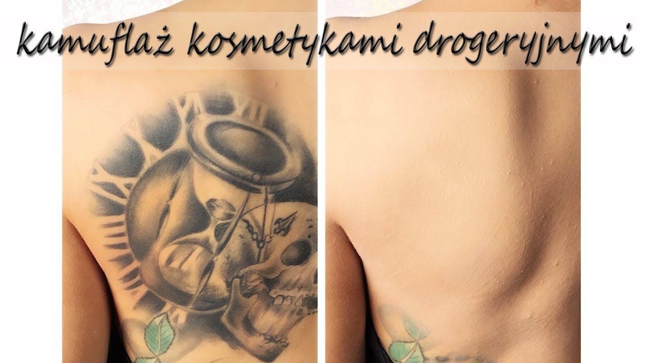 Kamuflowanie Tatuażu Kosmetykami Drogeryjnymi