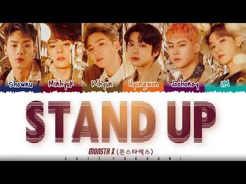 MONSTA X - Stand Up scaricare suoneria