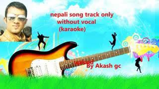 Campus padna aauni only music track||nepali lok song campus padna aauni only music karaoke