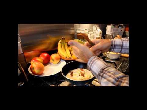 Vegan Breakfast - Fabulous Healthy Food Sport Diet & Recipes