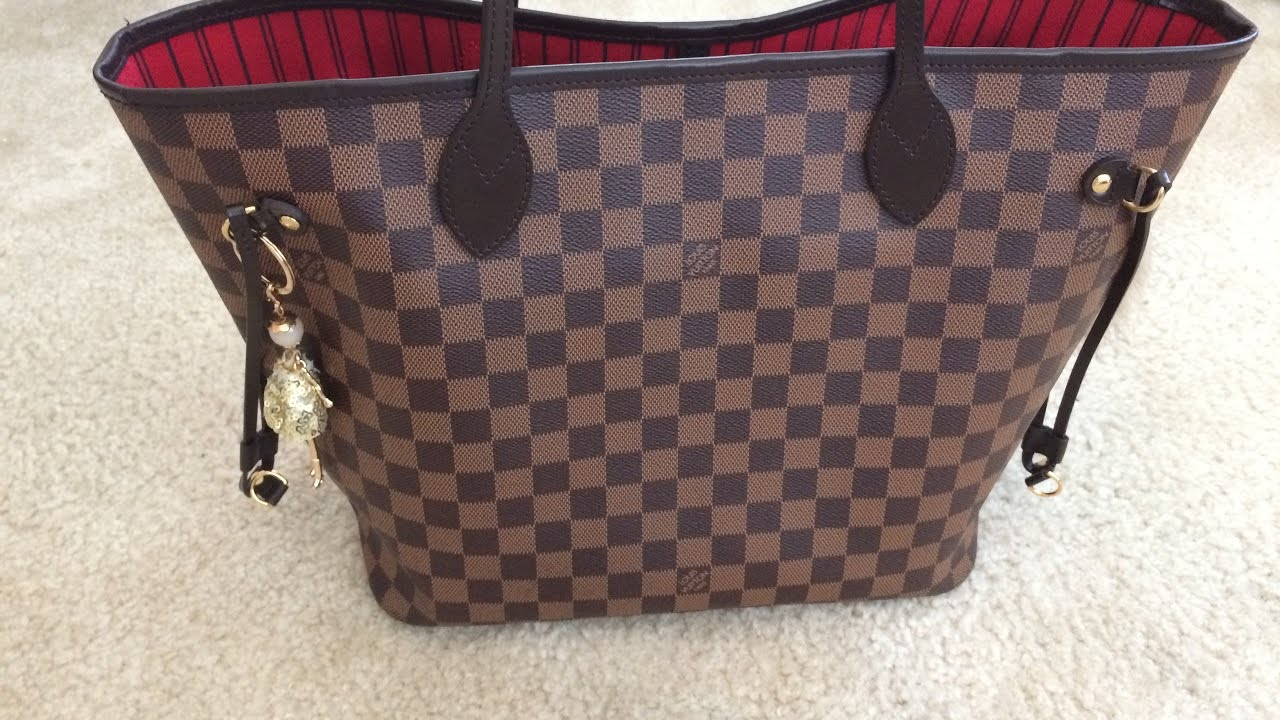 d8adac057663 My Louis Vuitton Neverfull MM Damier Ebene IS Ruined