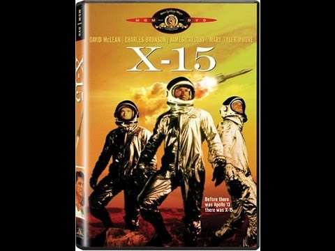 X-15 (film) X15 1961 FULL MOVIE YouTube