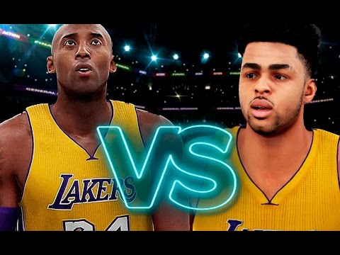 Conference Of Current Teams VS Conference Of Past Teams! NBA 2K17 Challenge