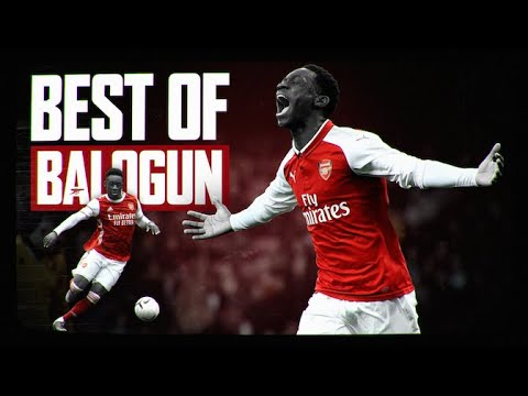 The very best of Folarin Balogun | Goals and highlights compilation