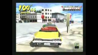 Crazy Taxi (Sega Dreamcast)