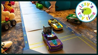 Cars  | REMOTE CONTROL GOPRO HOT WHEELS ACTION PRETEND PLAY!
