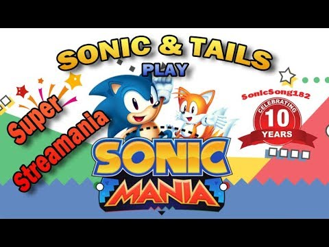 Fun Fridays 82 : Sonic and Tails Play Sonic Mania!!!