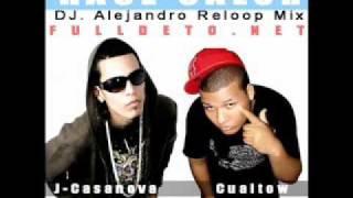 J-Casanova ft Cualtow - (Hace Calor) Vamo Pa La Playa