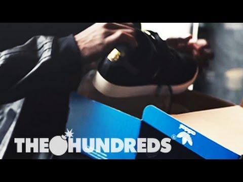 premium selection 39c0e 544cd THE HUNDREDS X adidas Skateboarding    BRUDER PACK