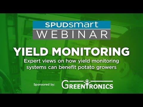 Spudsmart Webinar - Yield Monitoring